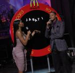 Taraji & Terrence at the Soul Train Board