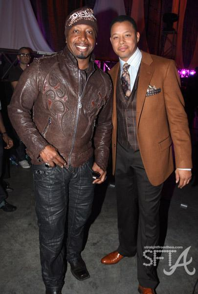 MC Hammer & Terrence Howard