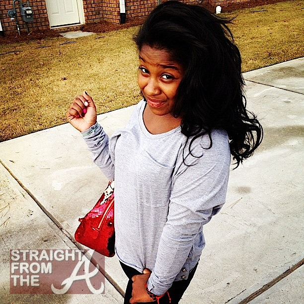 Reginae Carter 13th Bday-1