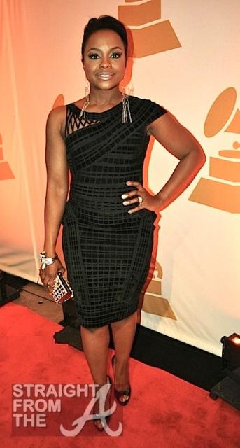 Phaedra Parks - Grammy Party ATL