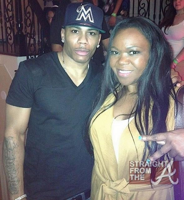 Nelly Daughter Sweet 16