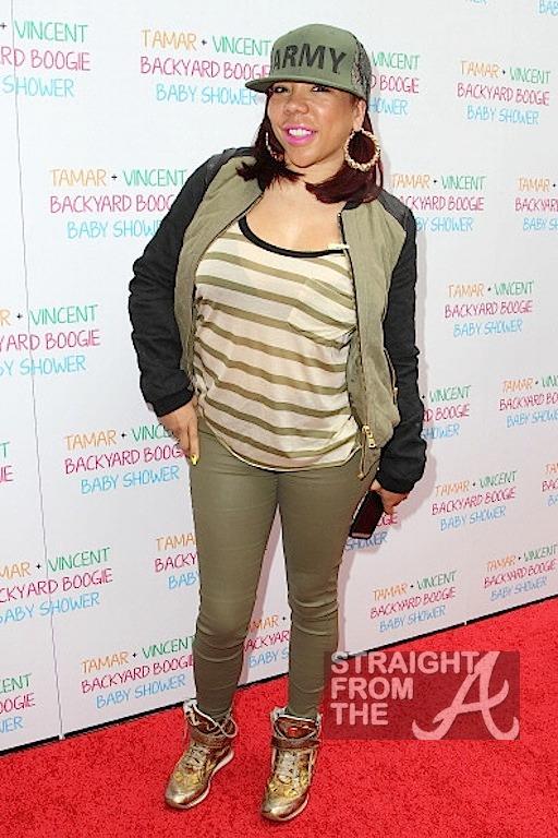Tamar Braxton Baby Shower